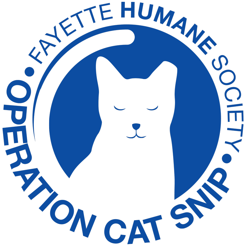 Fayette Humane Society Operation Cat Snip