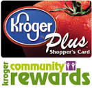 Kroger plus Community Rewards